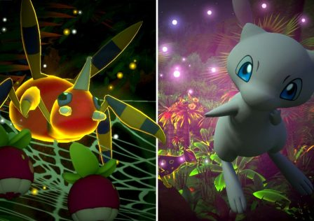 new-pokemon-snap-ariados-mew-founja-jungle-night.jpg